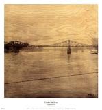 Frankfurt IV Prints by Casey Mckee