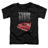 Toddler: Pontiac- Turbo Bird T-Shirt