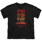 Youth: Pontiac- Blow It Out Gto T-shirts