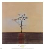 Zen Blossom II Poster by Sarah Stockstill