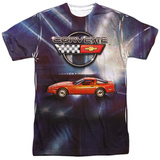 Chevrolet- Race Redy Corvette Shirts
