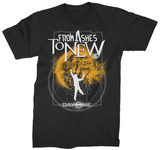 From Ashes To New- Orbital Plunge T-shirts
