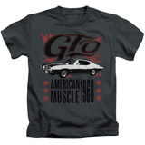 Juvenile: Pontiac- Gto American Muscle Since '68 T-Shirt