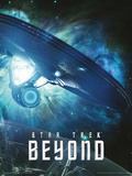 Star Trek Beyond- Enterprise Interstellar Flight Plakater