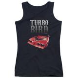 Juniors Tank Top: Pontiac- Turbo Bird T-shirts
