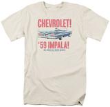 Chevrolet- 59 Impala T-Shirt