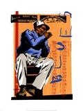 Martin French - Harp Plakát