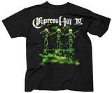 Cypress Hill- IV Skeletons T-Shirt