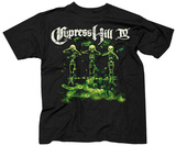 Cypress Hill- IV Skeletons T-Shirts