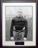 Knute Rockne Notre Dame Black Ridge Framed Photo Framed Memorabilia