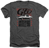Pontiac- Gto American Muscle Since '68 Shirts