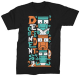 Descendents- Milo Totem Shirts