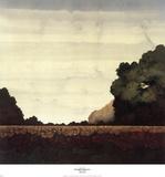 Tree Line I Prints by Robert Charon