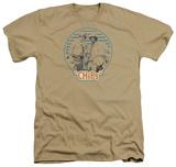 Chips- Ponch & John Patch T-shirts