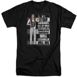 Archer- Killer Hangover (Big & Tall) T-shirts