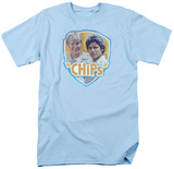 Chips- Partner Badge T-shirts