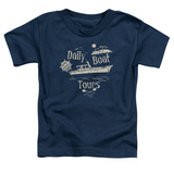 Toddler: Gilligans Island- Ss Minnow Boat Tours T-shirts