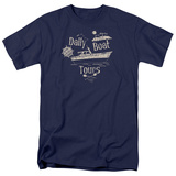 Gilligans Island- Ss Minnow Boat Tours Shirts