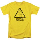 Family Guy- Caution Toxic Vapors T-shirts