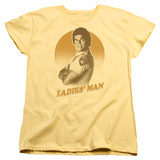 Womans: Chips- Ponch Ladies Man Shirt