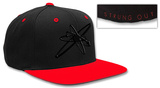 Strung Out- Astrolux Logo Snapback Hat