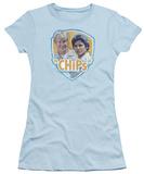 Juniors: Chips- Partner Badge Shirt