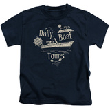 Juvenile: Gilligans Island- Ss Minnow Boat Tours T-Shirt