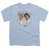 Youth: Chips- Partner Badge T-shirts