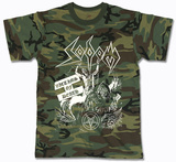 Sodom- Victims Of Death T-shirts