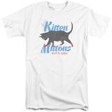 Its Always Sunny In Philadelphia- Kitten Mittons (Big & Tall) T-shirts