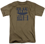 Firefly- Blue Sun Logo T-shirts