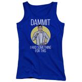 Juniors Tank Top: Archer- Lost It Shirts