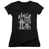 Juniors: Archer- Killer Hangover V-Neck Shirts