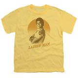 Youth: Chips- Ponch Ladies Man Shirts
