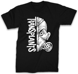 Transplants- Half Mask T-shirts