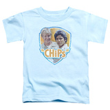 Toddler: Chips- Partner Badge T-Shirt