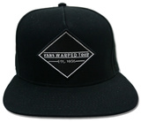 Warped Tour- Diamond Logo Snapback Kasket