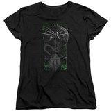 Womens: Alien- Facehugger Evolution T-shirts