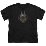 Youth: Battlestar Galactica- Tacticle Crest T-shirts