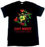 Ziggy Marley- Melody Makers Abstract T-Shirts