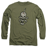 Long Sleeve: Alien- Death Or Glory Tat Shirt