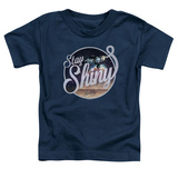 Toddler: Firefly- Stay Shiny T-Shirt