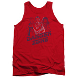 Tank Top: Archer- Danger Zone Tank Top