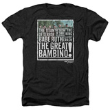 Sandlot- The Great Bambino T-Shirt