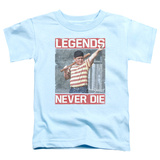 Toddler: Sandlot- Legends Never Die T-shirts