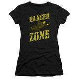 Juniors: Archer- Flying In The Danger Zone T-shirts