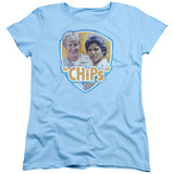 Womans: Chips- Partner Badge T-shirts