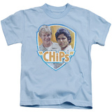 Juvenile: Chips- Partner Badge T-shirts