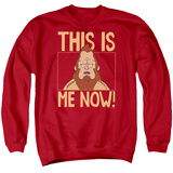 Crewneck Sweatshirt: Bobs Burgers- This Is Me Now! Shirts