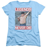 Womans: Sandlot- Legends Never Die T-Shirt